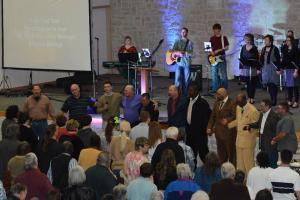 Trinity Area Pastors involved in Awaken
