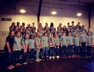 CTCS MS Choir 2019